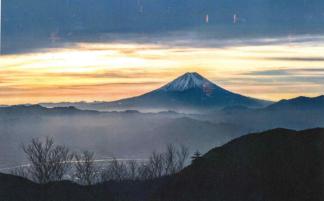 12月会山行(縦走隊) 鳳凰三山