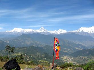 2009.11 ネパール アンナプルナ山群