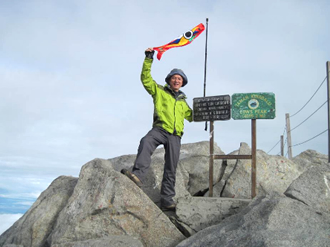 2010.11 マレーシ アキナバル山